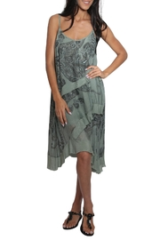 Scandal of Italy Litzy Dress - Front cropped