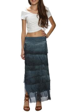 Shoptiques Product: Silk Layered Skirt