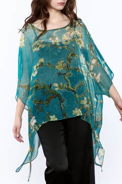 Shoptiques Product: Almond Blossom Silk Top