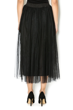 Scarborough Fair Black Tulle Tutu Skirt - Alternate List Image