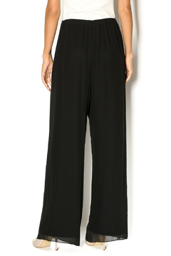 Scarborough Fair Chiffon Straight Leg Pant - Alternate List Image