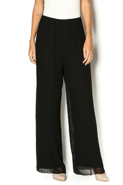 Scarborough Fair Chiffon Straight Leg Pant - Product List Image