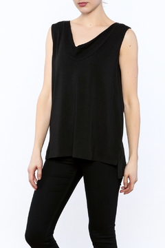 Scarborough Fair Cowl Neck Sleeveless Top - Product List Image