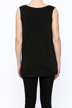 Scarborough Fair Cowl Neck Sleeveless Top - Alternate List Image