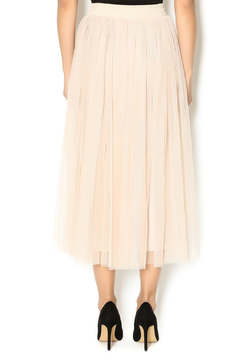 Scarborough Fair Creme Tulle Tutu Skirt - Alternate List Image