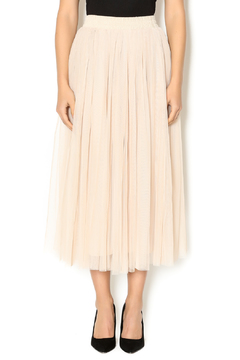 Scarborough Fair Creme Tulle Tutu Skirt - Product List Image