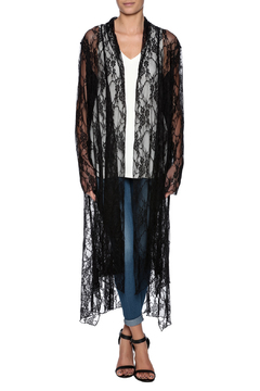 Shoptiques Product: Long Lace Jacket