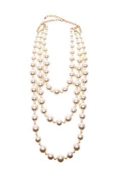 Shoptiques Product: Mega Pearl Necklace