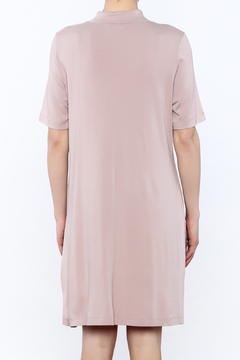 Scarborough Fair Pink Zip Dress - Alternate List Image