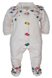 Scarecrow Couture Baby Onesie - Product Mini Image