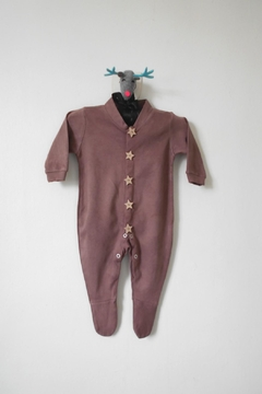 Shoptiques Product: Unisex Chocolate Onesie
