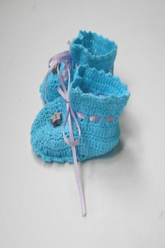 Shoptiques Product: Unisex Crochet Booties