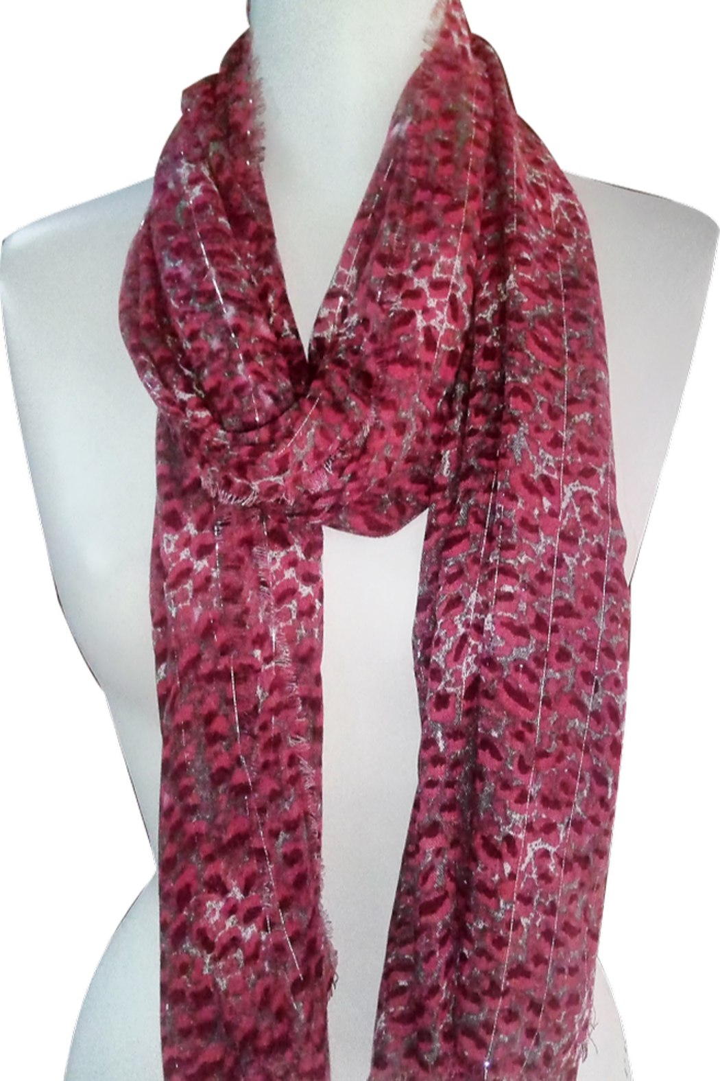 VSA Scarf - Front Cropped Image