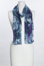VSA Designs Scarf Colorful Leaves - Product Mini Image