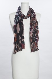 VSA Designs Scarf Graded Flowers - Front cropped