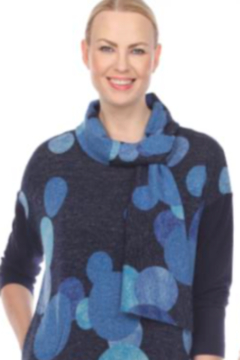 Terra Scarf Neck Top - Product List Image
