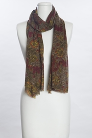VSA Designs Scarf Paisley Print - Front cropped