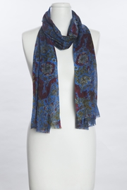 VSA Designs Scarf Paisley Print - Product Mini Image