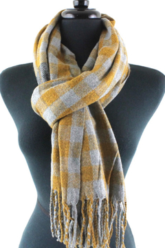 Shoptiques Product: scarf rocky mountains