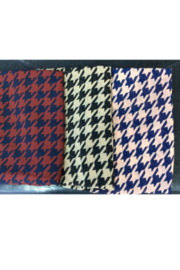 DiJore Scarf Round Houndstooth - Product Mini Image