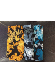 DiJore Scarf Square Flower Trail - Product Mini Image