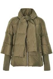 Numph Scarfy Jacket - Front full body