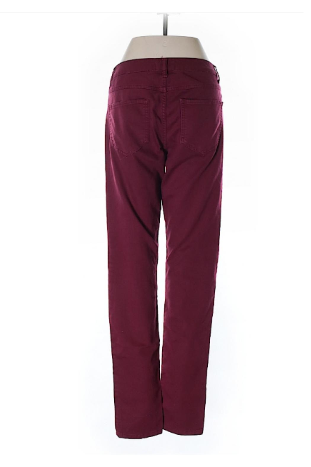 Scarlet Boulevard Casual-Pants - Front Full Image