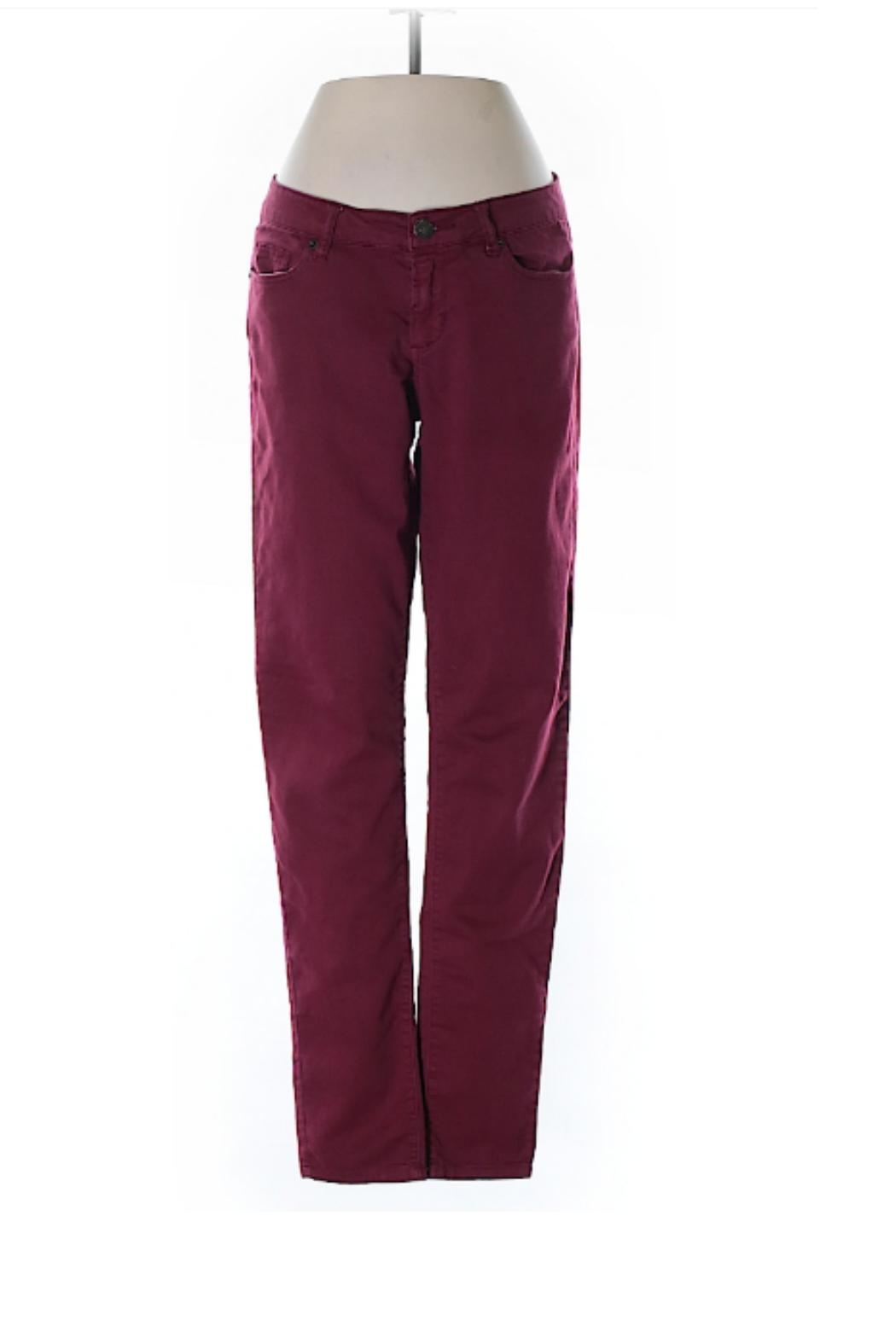 Scarlet Boulevard Casual-Pants - Front Cropped Image