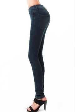 Scarlet Boulevard Skinny Stretchy Jeans - Alternate List Image