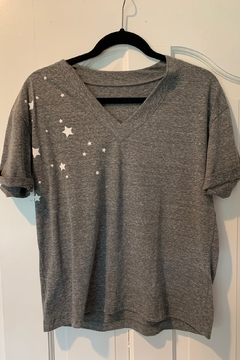 Six Fifty Scatter Star Tee - Alternate List Image