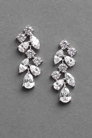 Wild Lilies Jewelry  Scattered Crystal Earrings - Product Mini Image