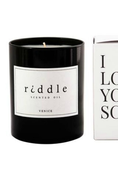 Shoptiques Product: Scented Oil Candle