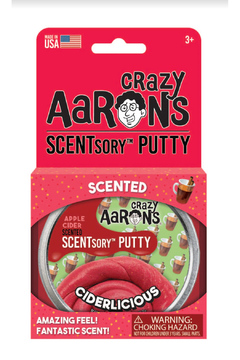 """Shoptiques Product: Scentsory Cinderlicious 2.75"""" Thinking Putty"""