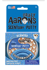 Crazy Aaron's Putty World Scentsory Cocoamallow 2.75