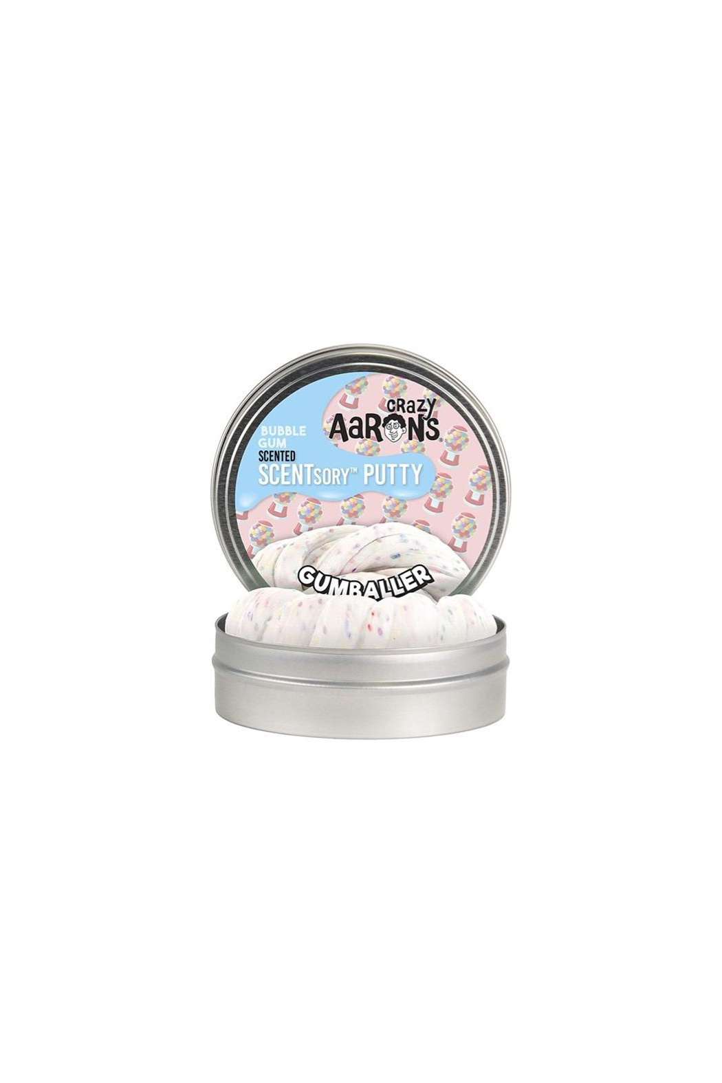 Crazy Aaron's Putty World Scentsory Putty - Front Cropped Image