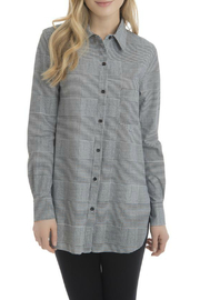 Lyssé Schiffer Glen Plaid Buttondown - Product Mini Image