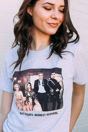 Friday + Saturday Schitt's Creek Best Wishes Tee - Product Mini Image