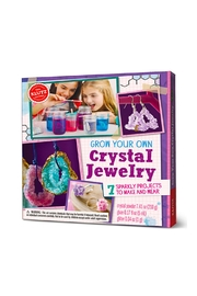 Scholastic Grow Crystal Jewelry - Side cropped