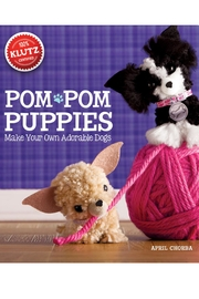 Scholastic Pom Pom Puppies - Product Mini Image