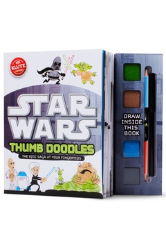 Shoptiques Product: Star Wars Doodles