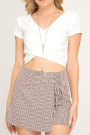 She + Sky School Days skort - Product Mini Image