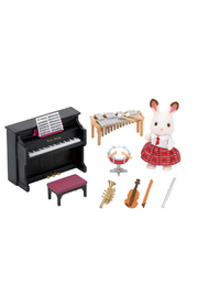 Calico Critters School Music Set - Front cropped