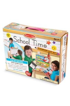 Melissa & Doug School Time Play-Set - Alternate List Image