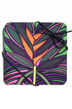 Shoptiques Product: Coaster Set Tropical