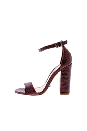 Schutz Enida Blocked Heel - Product Mini Image