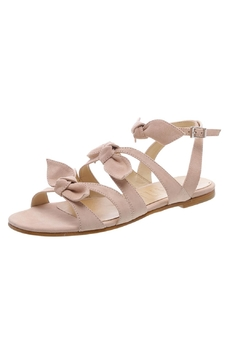 Schutz Flat Beige Sandals - Product List Image
