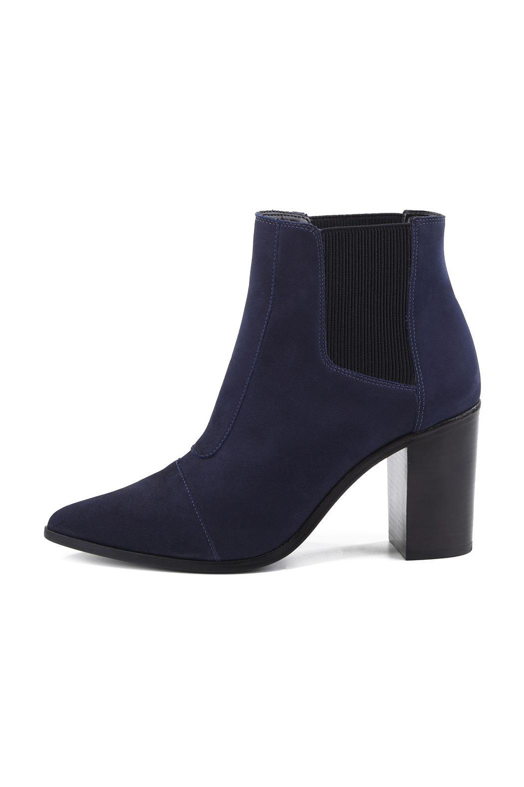 schutz heeled ankle boots from tel aviv by shoez web store