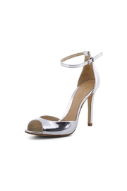 Schutz High Silver Heel - Product Mini Image