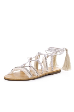Shoptiques Product: Lace Up Sandals