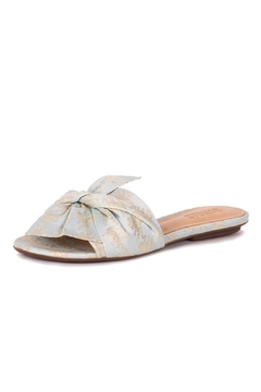 Shoptiques Product: Mint Bow Flat